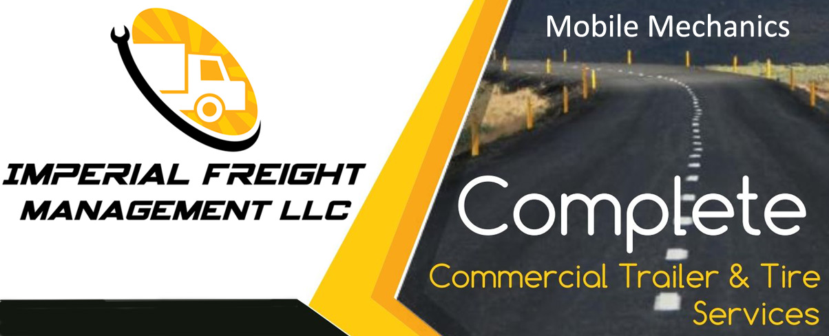 Imperial Freight Management - Complete Commercial Trailer and Tire Services
